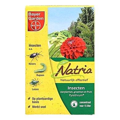 Bayer garden natria tegen insecten concentraat for Bayer garden